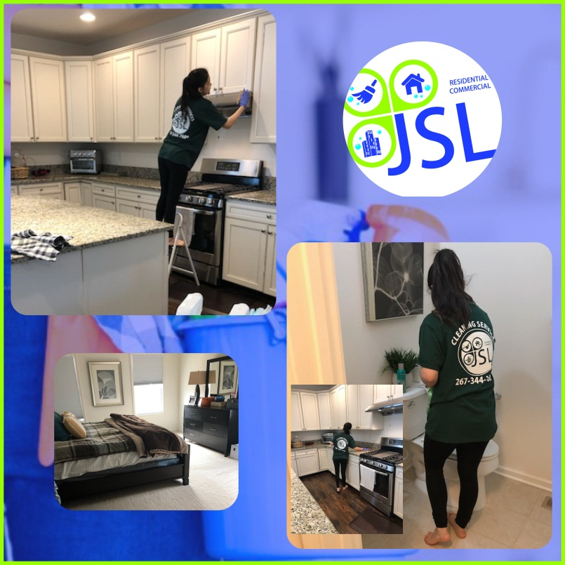JSL Team provide Cleaning Service